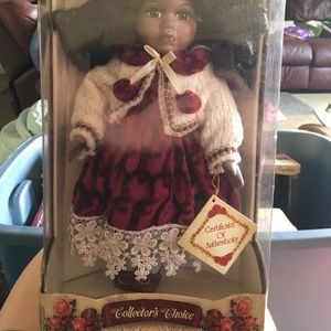 Other - Collectors Addition Porcelain Doll